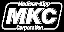 Madison-Kipp Corporation - White Logo